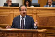 Pleno de las Cortes regionales (Ruiz Molina I)
