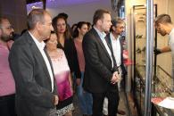 """Inauguración de la Feria de Artesanía de CLM """"Artesana"""" en la Feria de Albacete"""