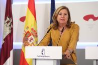 La consejera de Educación, Cultura y Deportes informa sobre el inicio del curso escolar en Castilla-La Mancha
