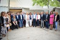 La consejera de Economía, Empresas y Empleo, Patricia Franco y el consejero de Fomento, Nacho Hernando, asisten, a las 9:30 horas, al desayuno de Feria 2019 que ofrece la Asociación de Mujeres Empresarias de Albacete y Provincia (AMEPAP)