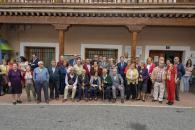 Visita institucional al Ayuntamiento de San Lorenzo de la Parrilla (Cuenca)