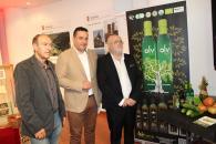 Presentación de los proyectos turísticos de Alcaraz en el stand de la Junta