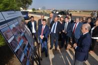 Inauguración de la carretera CM-3102 entre Villamayor de Santiago y Hontanaya