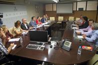 Agricultura reunión UPA