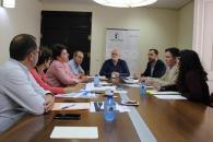 Reunión entre el IPEX y APRECU para Albacete 2020