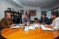 El Gobierno de Castilla-La Mancha sitúa en 2021 el fin de las obras que solucionarán los problemas de abastecimiento de los municipios ribereños
