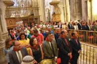 El vicepresidente de Castilla-La Mancha participa en la devolución del Pendón de Alfonso VIII en Cuenca