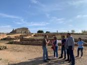 El Gobierno regional pondrá en marcha en octubre un programa de visitas guiadas al castillo de Zorita de los Canes