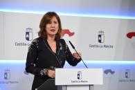 Rueda de prensa de la portavoz Blanca Fernández (I)