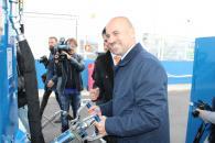 Inauguración gasinera de Naturgy en la ciudad de Albacete