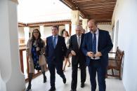 """El Gobierno regional y la Fundación """"La Caixa"""" impulsan su colaboración en materia de acción social y cultural para este año"""