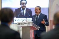 El consejero de Hacienda y Administraciones Públicas inaugura el XVII Fórum CECAS