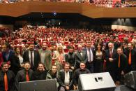 """""""Desde el Gobierno de Castilla-La Mancha aspiramos cada día a estar a la altura de las personas a las que representamos"""""""