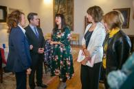 Consejo de Gobierno abierto con la Plataforma de Organizaciones de la Infancia (I)