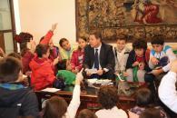 Artículo del presidente de Castilla-La Mancha, Emiliano García-Page, con motivo de la celebración, mañana día 20 de noviembre, del Día Internacional de los Derechos de la Infancia