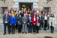 Pleno de las Cortes regionales (Estatuto Mujer Rural)