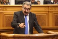 El consejero de Sanidad comparece en Pleno sobre el transporte sanitario de Castilla-La Mancha