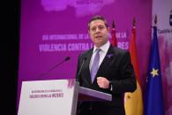 Día Internacional para la eliminación de la violencia contra las mujeres (presidente)