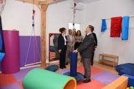 Inauguración de APAT y la Federación de Autismo de Castilla-La Mancha