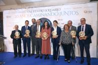 AURELIA SÁNCHEZ 20 AÑOS CAMINANDO JUNTOS