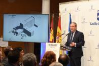 El Gobierno regional licita el contrato de redacción del proyecto de ejecución de obras de la nueva Ciudad Administrativa de Ciudad Real