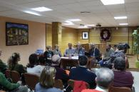 El Gobierno regional renueva en el Consejo de Salud de la Zona Básica de Almadén su compromiso con la mejora de la atención en la comarca