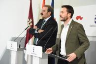 Rueda de prensa del Consejo de Gobierno (Consejero de Desarrollo Sostenible)