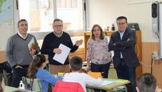 """Presentación del Programa Prepara-T en el CEIP """"Severo Ochoa"""" de Albacete"""
