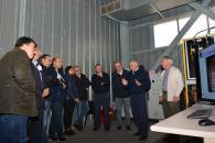 Visita de Educación a la Maestranza Aérea de Albacete