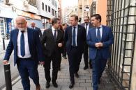 Comisión de Seguimiento obras del Hospital de Albacete