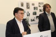 Exposición sobre Ismael Belmonte en la Casa Perona