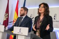 Rueda de prensa del Consejo de Gobierno (Blanca Fernández 11D) 2