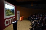Encendido simbólico de las emisiones de CMM en calidad 4k