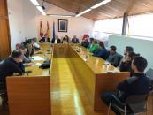 Reunión Consejería de Desarrollo Sostenible y alcaldes Sierra del Segura