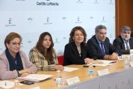 AURELIA SÁNCHEZ CONSEJO REGIONAL PUEBLO GITANO