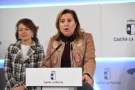 Rueda de prensa del Consejo de Gobierno 18D (Rosa Ana Rodríguez II)