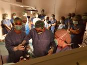 Medio centenar de cirujanos de toda España se han formado en el Hospital de Toledo en nuevas técnicas avanzadas de cirugía mínimamente invasiva