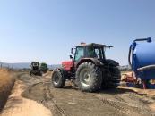 El Gobierno regional ya ha ejecutado más del 86 por ciento del convenio de caminos rurales con 956 actuaciones y 2.300 kilómetros mejorados