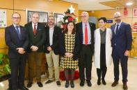 La doctora Nuria Sánchez toma posesión como nueva gerente del Área Integrada de Manzanares