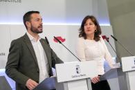 Rueda de prensa del Consejo de Gobierno, José Luis Escudero (I)