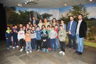 . La consejera de Educación, Cultura y Deportes, Rosa Ana Rodríguez, se reúne con el presidente de la Diputación de Ciudad Real, José Manuel Caballero, en la Diputación Provincial.