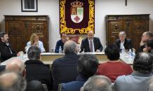 El vicepresidente de Castilla-La Mancha, José Luis Martínez Guijarro, preside, a las 19:00 horas, un encuentro con alcaldes de municipios de la Mancha Alta Conquense
