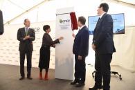 Inauguración de la nueva planta de biomasa 'Biollano-50 MW' (I)