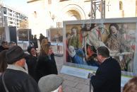 El Gobierno regional llevará a las calles de ocho localidades de Castilla-La Mancha reproducciones a tamaño real de las grandes obras del Museo del Prado