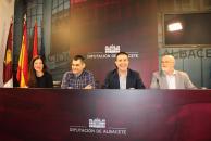 Presentación actividades del día de Albacete en FITUR 2020