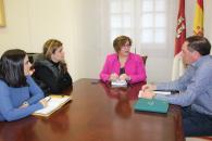 Abastecimiento de agua, bienestar social, educación y turismo centran las demandas del alcalde de Chillón al Gobierno de Castilla-La Mancha