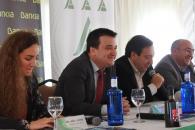 El Gobierno regional muestra su apoyo a los jóvenes y a las mujeres como actores fundamentales en el cambio que está experimentando el campo