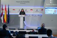 Rueda de prensa Consejo de Gobierno (Plan de Turismo)