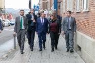 Inauguración de la jornada 'El futuro del gas renovable' en Talavera de la Reina