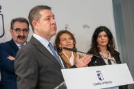 Inauguración del recién remodelado Centro de Salud de Hellín